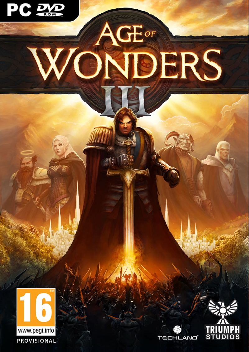 Age of Wonders III 3 Deluxe Edition (steam) + DISCOUNTS