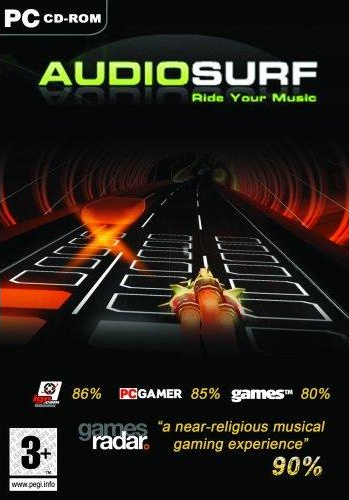 Audiosurf (steam) + DISCOUNTS