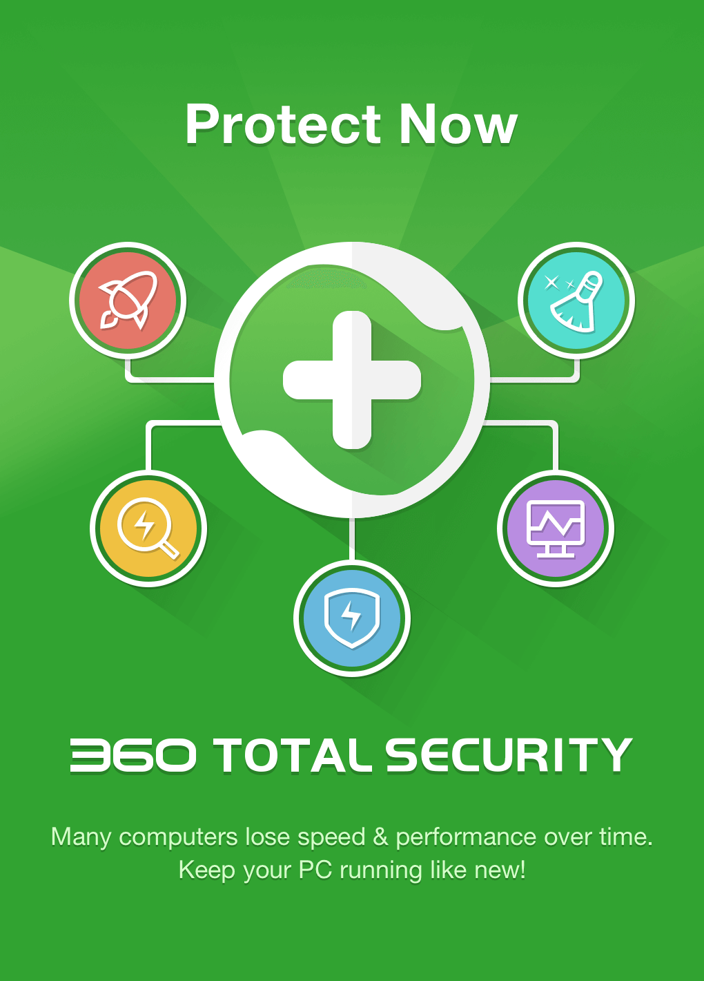 360 Total Security Premium 1 month / 3 PC Global