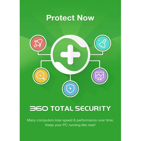 Фотография 360 total security premium  1 год / 3 пк  global