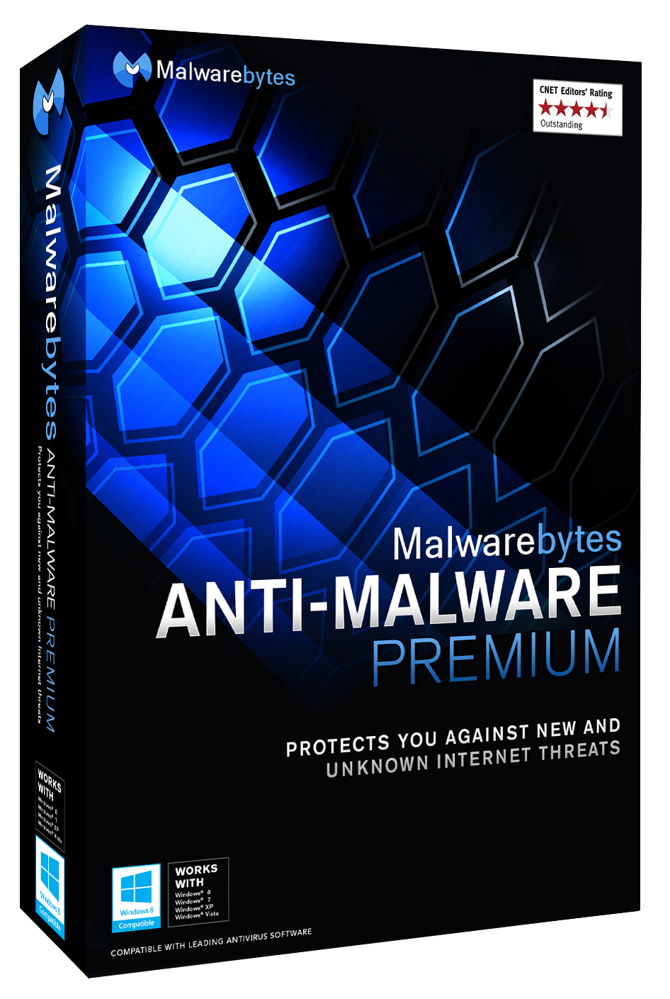 Malwarebytes Anti-Malware Premium 2 years/1-10 Devices