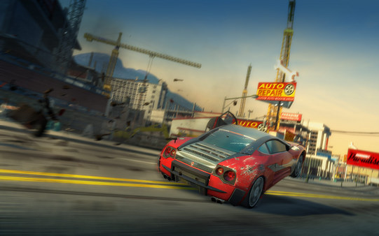 Burnout Paradise: The Ultimate Box Steam gift (RU/CIS)