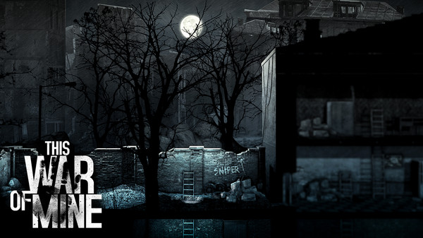 This War of Mine Steam gift (RU/CIS) + BONUS