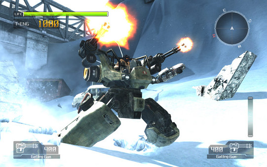 Lost Planet Extreme Condition Steam gift (RU/CIS)