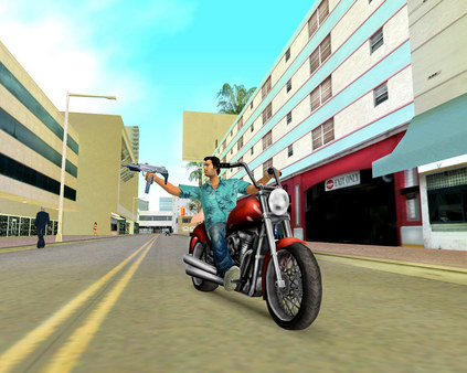 Grand Theft Auto (GTA): Vice City Steam gift (RU/CIS)