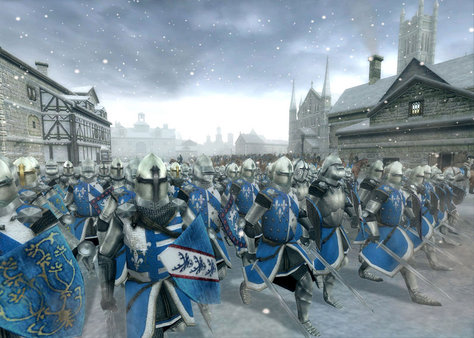 Medieval II: Total War Collection Steam gift (RU/CIS)