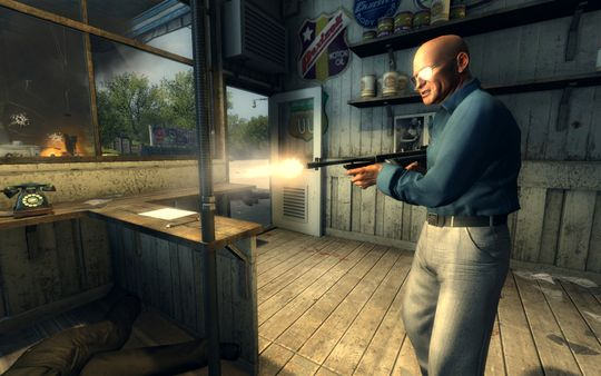 Mafia II DLC: Jimmy´s Vendetta Steam gift (RU/CIS)