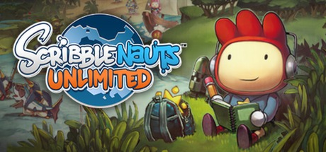 Scribblenauts Unlimited Steam gift (RU/CIS) + BONUS