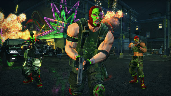 Saints Row: The Third 3 Steam Gift (RU/CIS) + БОНУС