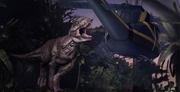 Jurassic Park: The Game Steam Gift (RU/CIS) + BONUS