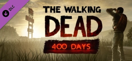 The Walking Dead 400 Days DLC Steam gift (RU/CIS)