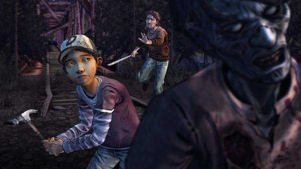 The Walking Dead: Season 2 Steam Gift (RU/CIS)