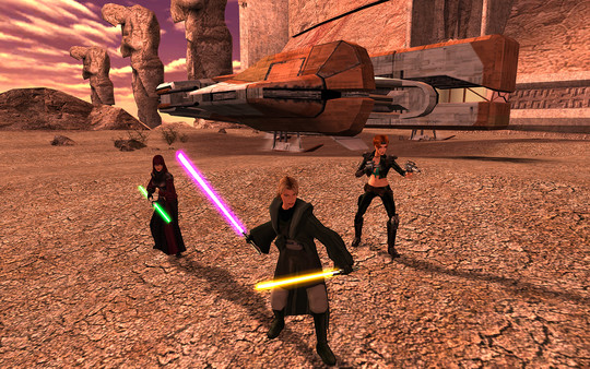 STAR WARS Knights of the Old Republic II (KOTOR) Steam