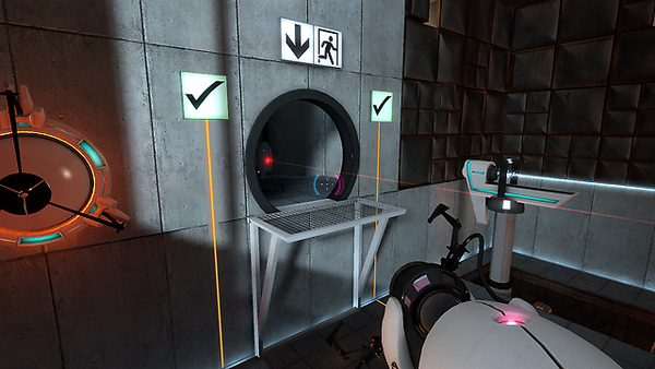 скачать игру Portal 1 на русском через торрент - фото 3