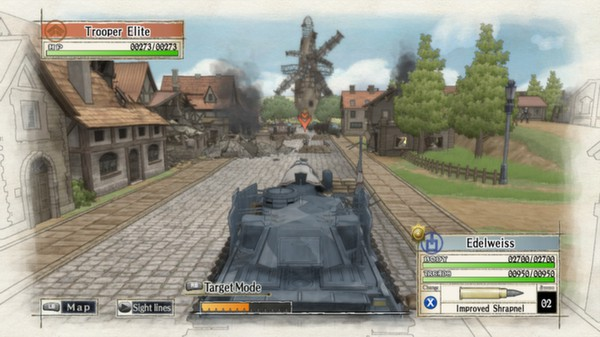 Valkyria Chronicles Steam Gift (RU/CIS) + BONUS