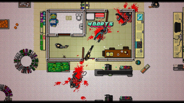 Hotline Miami 1 + 2 Combo Pack Steam Gift (RU/CIS)