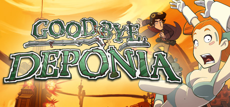 Goodbye Deponia Steam gift (RU/CIS)