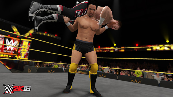 WWE 2K16 Steam key (ROW) + BONUS