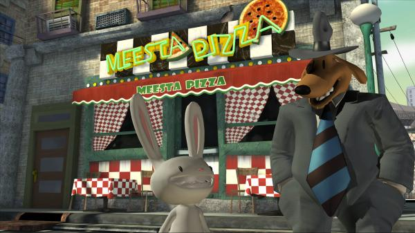 Sam & Max: The Devil's Playhouse Steam key (ROW)