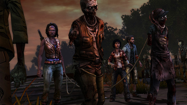 The Walking Dead: Michonne - A Telltale Miniserie