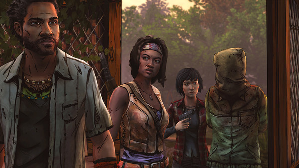 The Walking Dead: Michonne - A Telltale Miniserie Steam