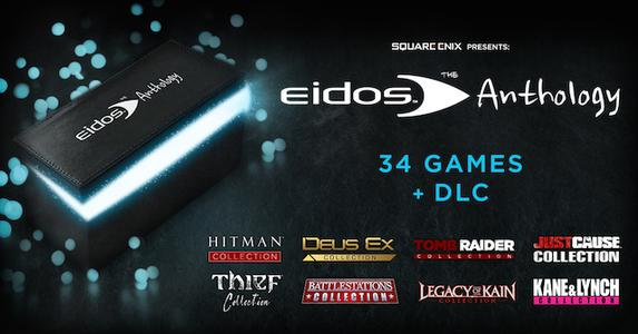 Eidos Anthology (RU/CIS/IN) Steam Gift + БОНУС