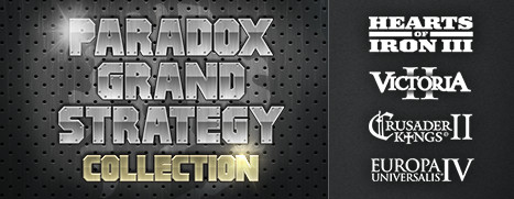 Paradox Grand Strategy Collection Steam Gift (RU/CIS)