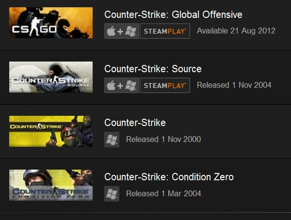 Counter-Strike Complete (CS:GO) Steam Gift (RU/CIS)