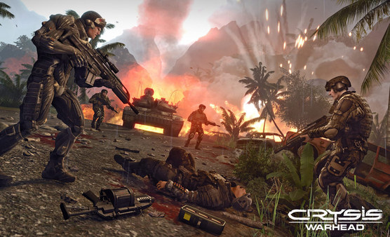 Crysis Collection Steam gift (1 + 2 Maximum + Warhead)