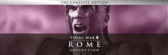 Rome: Total War Collection Steam gift (RU/CIS)
