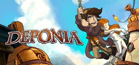 Deponia Steam gift (RU/CIS)