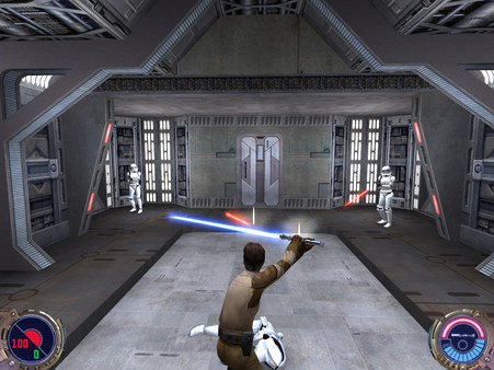 Lucasarts Jedi Knight Bundle Steam Gift (RU/CIS)