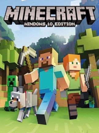 Minecraft Win 10 Edition Key | Best Affiliate | PayPal