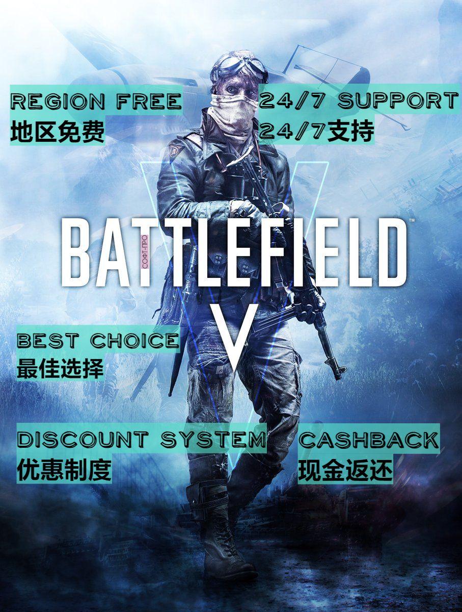 Фотография ✅ battlefield v ✅ origin key 🌎 (region free / 全球 )