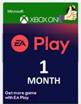 EA play/access xbox one 1 месяц. Продление! Россия +МИР