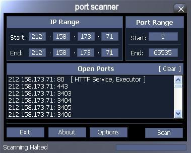 Buy Port Scanner / port scanner and download