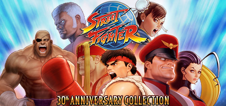 Street Fighter 30th Anniversary Collection (Steam Key)