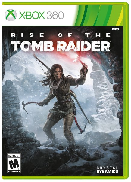 Rise of the Tomb Raider (Xbox 360) transfer us lang
