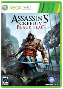 ASSASSIN´S CREED 4 Black Flag (xbox 360)