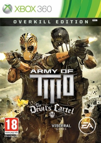 Army of TWO™ The Devil's Cartel (xbox 360)