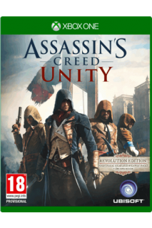 ASSASSIN´S CREED: UNITY (Xbox ONE) Xbox Live Code