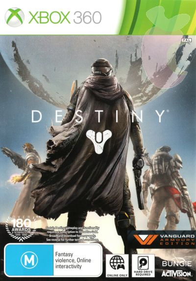 Destiny Thief Just Case 2(xbox 360)