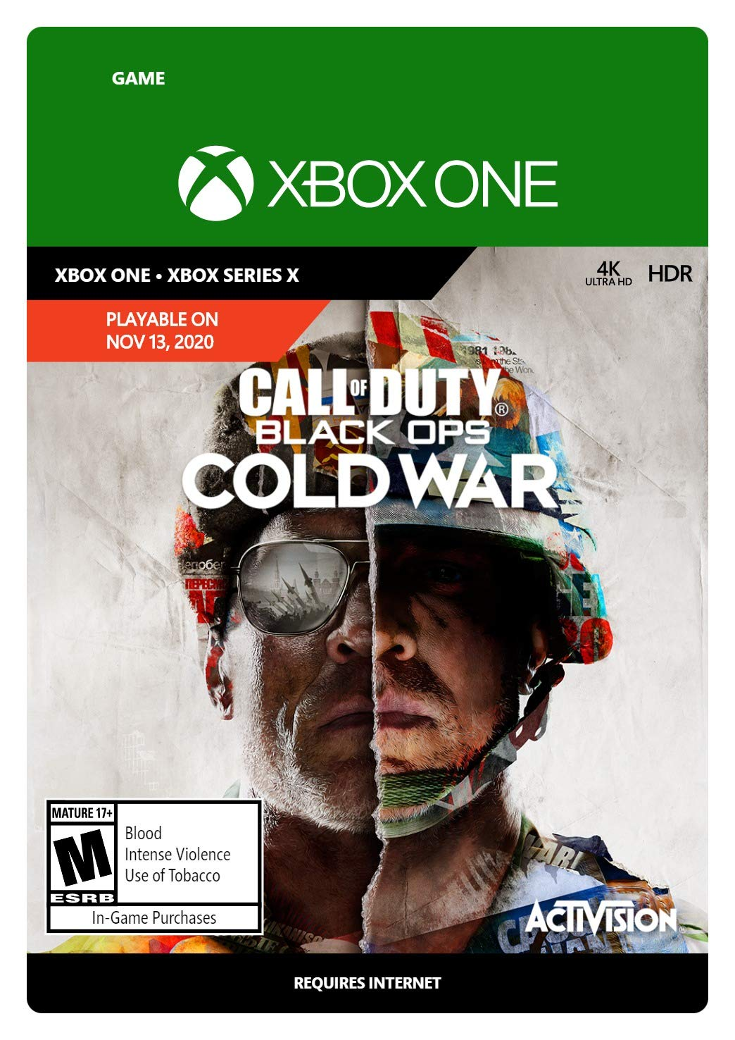 Call of Duty: Black Ops Cold War - Standard🔥XBOX ONE🔑