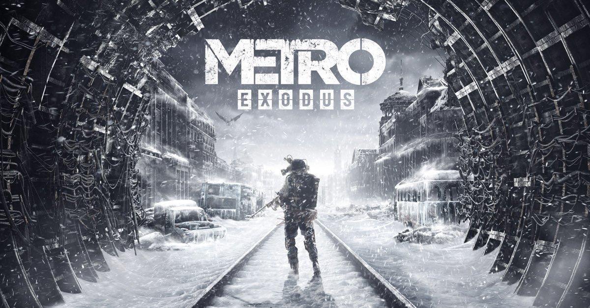 Metro Exodus  (Steam Global Key) + Награда