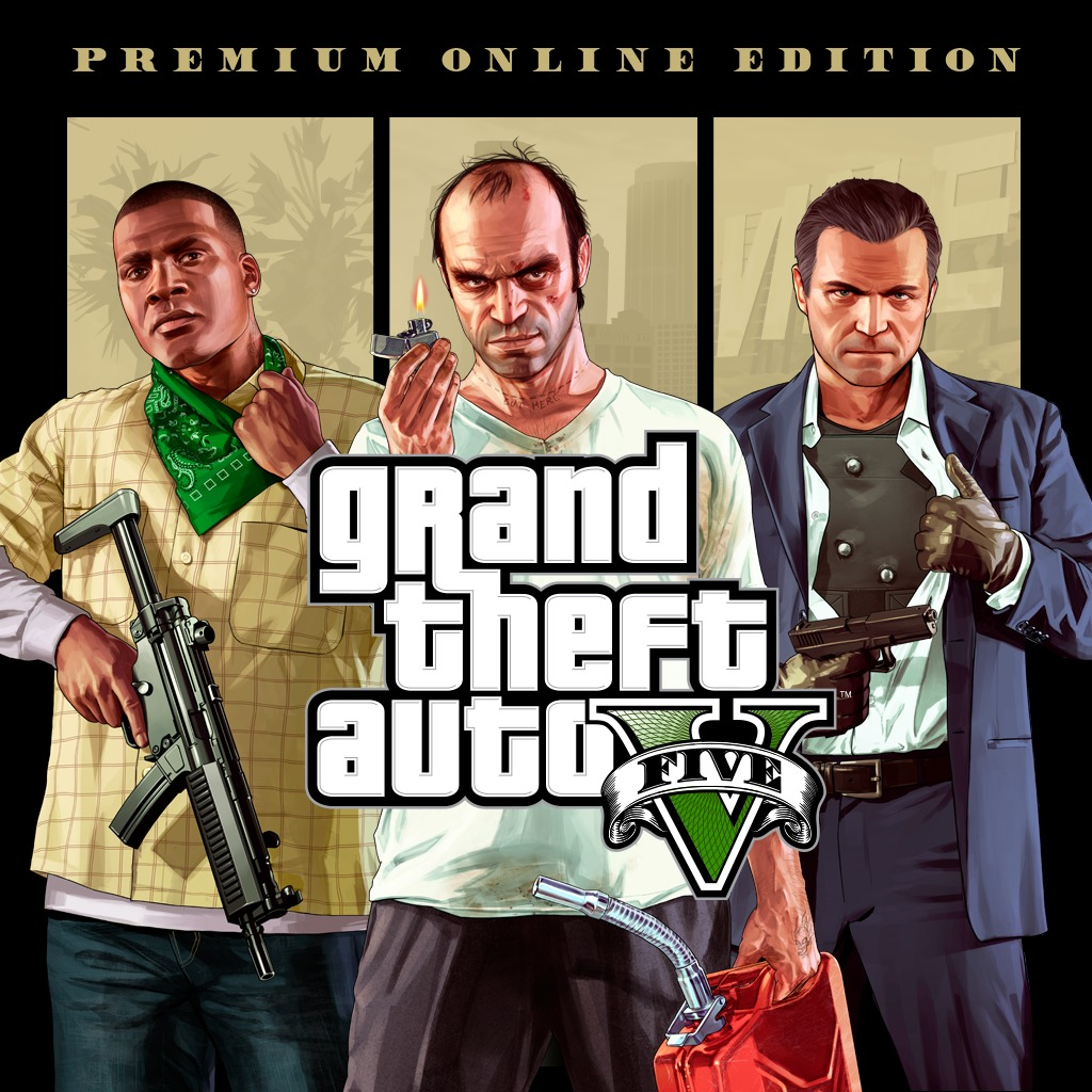 Grand Theft Auto V Premium Edition, Code,XBOX ONE X|S🌍