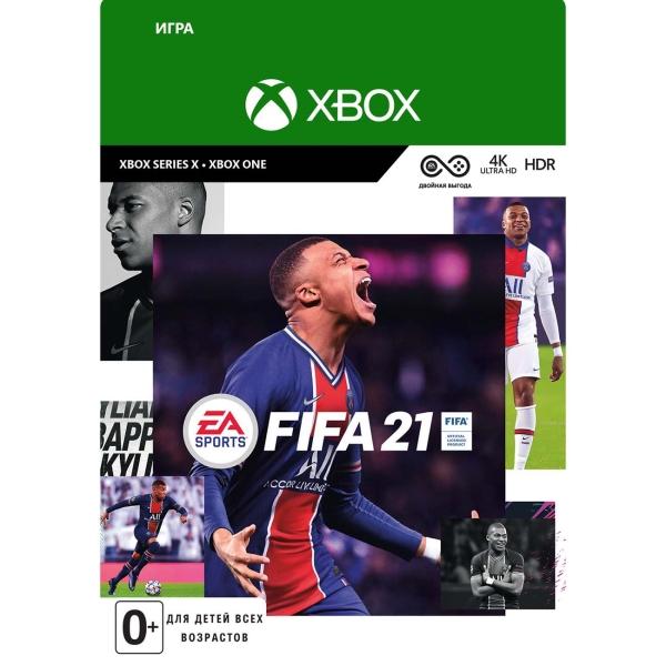 FIFA 21 Beckham Edition для Xbox One и Xbox Series 🔑🌏