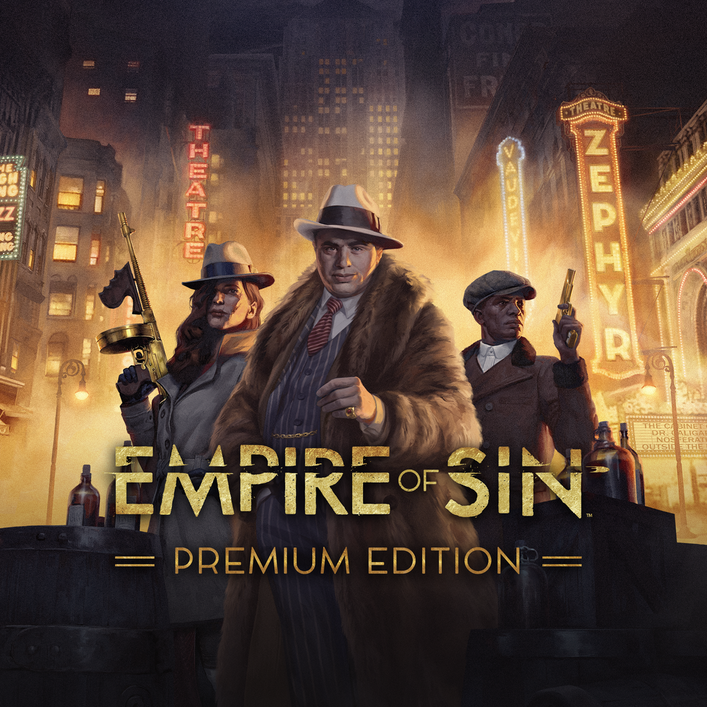 Empire of Sin - Premium Edition XBOX ONE & SERIES X|S🔑