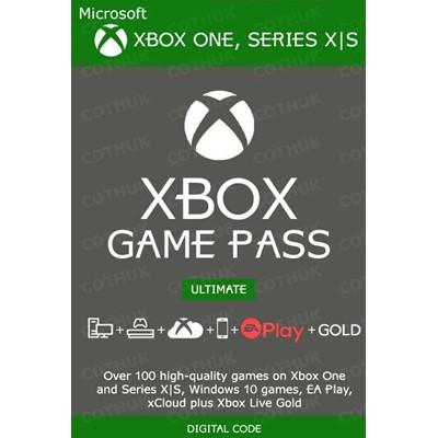 Фотография xbox game pass ultimate 7 дней + ea play🌎region free💳
