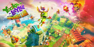 🔥Yooka-Laylee and the Impossible Lair STEAM KEY GLOBAL