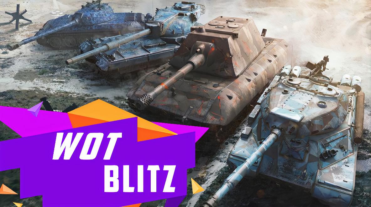 WoT Blitz [8 10 lvl] +подарок+бонус